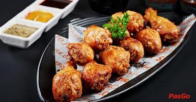 Ssal Chicken Võ Văn Ngân – Tinh hoa ẩm thực Hàn Quốc