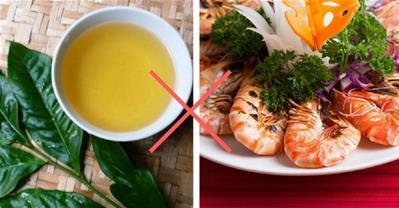 Sửa ngay 7 lỗi thường gặp nhất khi đi ăn hải sản