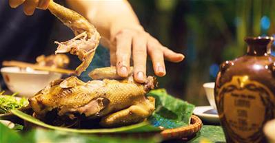 """Tân Lương Sơn – Quán ăn phong cách thời """"Thuỷ Hử"""""""