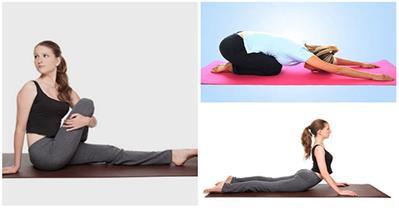 Thổi bay mỡ thừa và những đốm mụn với 5 động tác yoga