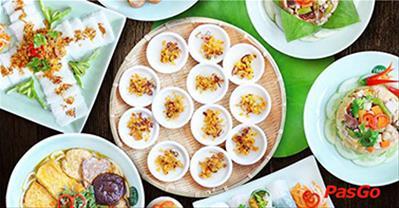 Thưởng thức 7 món ăn ngon đậm chất Cố đô tại Món Huế