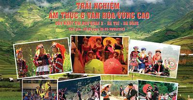 Thưởng thức đặc sản Tây Bắc, trải nghiệm văn hoá vùng cao tại Hà Đông