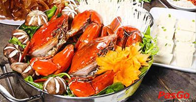 Thưởng thức hải sản chất lượng tại Cua Vàng – Đất Thánh