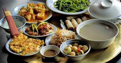 """Thưởng thức món ăn """"nhà quê"""" ngay giữa lòng Sài Gòn"""
