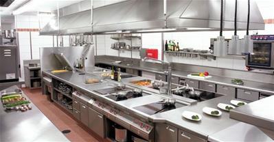Tiêu chuẩn thiết kế Bếp nhà hàng và các mô hình bố trí bếp hợp lý