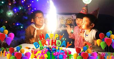 Tổ chức sinh nhật cho bé, vì sao các bố mẹ nên làm