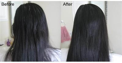 Tóc rụng 10 năm cũng ngưng, dày hơn với chanh và chuối