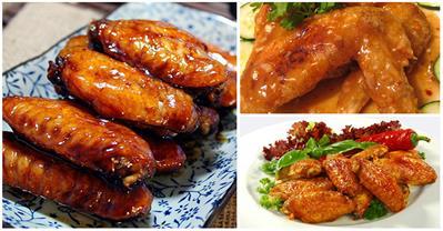 Tổng hợp 12 cách chế biến cánh gà ngon chuẩn vị