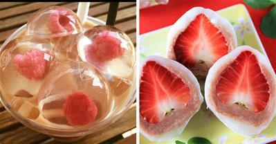 Tổng hợp các cách làm bánh mochi Nhật Bản dễ thương
