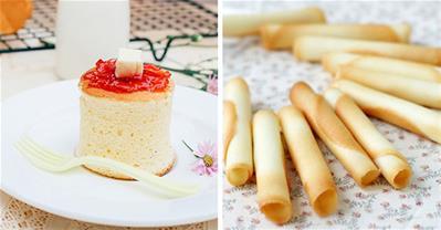 Tổng hợp các công thức cách làm bánh ngon bằng chảo