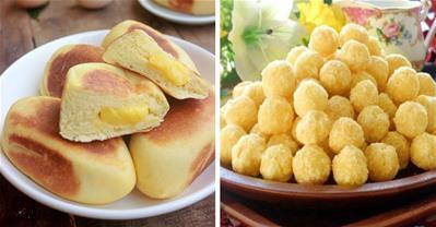 Tổng hợp các loại bánh ngon dễ làm bằng chảo