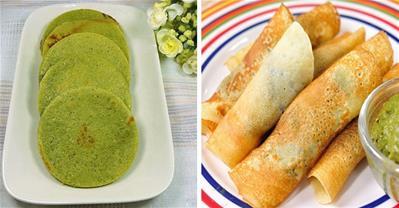 Tổng hợp các loại bánh ngon dễ làm từ bột trà xanh