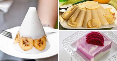 Tổng hợp cách làm bánh pudding thơm ngon bắt mắt