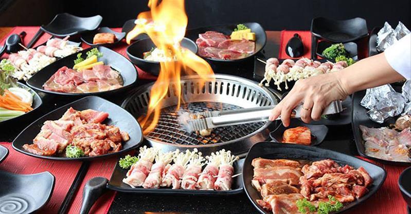 Tổng hợp địa chỉ ăn đồ nướng BBQ ngon rẻ ở Hà Nội