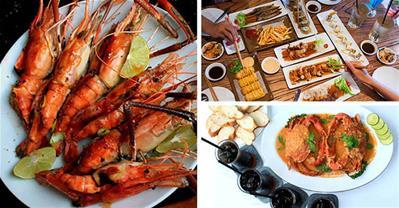 Tổng hợp quán ăn ngon Sài Gòn dưới 165k tại Sài Gòn