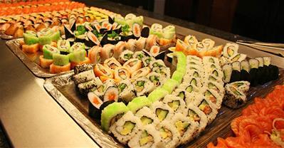 Top 10 nhà hàng buffet sushi ngon, nổi tiếng nhất ở HCM