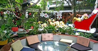 Top 10 nhà hàng sân vườn đẹp, nổi tiếng nhất ở Quận 3