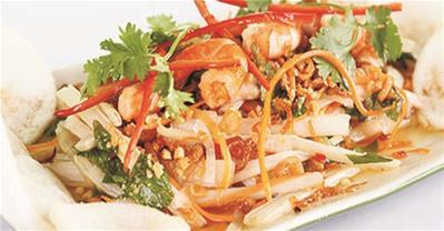Top 10 nhà hàng Thái ngon, nổi tiếng nhất ở Hà Nội