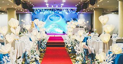 Top 10 nhà hàng tiệc cưới đẹp, giá bình dân tại Hà Nội