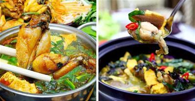 Top 10 quán LẨU ẾCH ĐỒNG ngon rẻ, được yêu thích ở Hà Nội