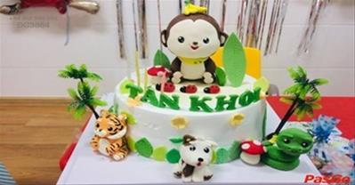 Top 10 tiệm bánh sinh nhật ngon, chất lượng tại TpHCM