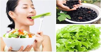 Top 16 loại thực phẩm chứa ít calo ăn không lo béo
