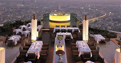 Top 5 nhà hàng có view đẹp, nổi tiếng nhất ở TpHCM