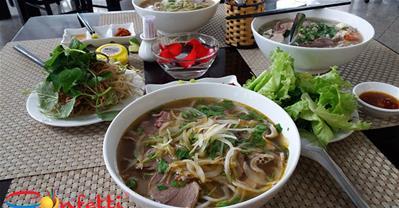 Top 5 nhà hàng gần sân bay Nội Bài được yêu thích nhất