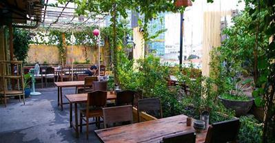 Top 5 nhà hàng sân vườn đẹp, nổi tiếng nhất ở Quận 1