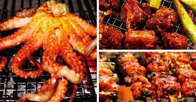 Top 7 quán nướng ngon, nổi tiếng nhất ở Hà Nội