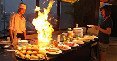 Top các nhà hàng ngon nằm trong TTTM Ruby Plaza