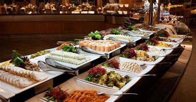 Top nhà hàng buffet ngon, nổi tiếng nhất ở TpHCM
