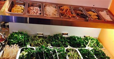 Top nhà hàng buffet ngon nổi tiếng ở quận Hoàn Kiếm