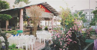 Top nhà hàng sân vườn đẹp, nổi tiếng nhất ở Quận 10
