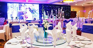 Top nhà hàng tiệc cưới đẹp, giá bình dân tại TPHCM