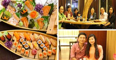 Top những nhà hàng Nhật Bản nổi tiếng ở Sài Gòn
