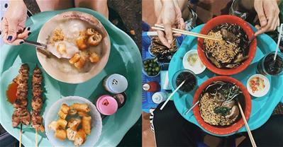 Top quán ăn đêm ngon, nổi tiếng nhất ở Hà Nội