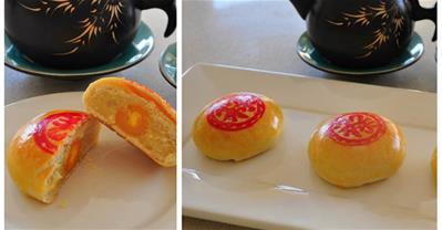Tự làm bánh pía đơn giản ngon như bánh pía Sóc Trăng
