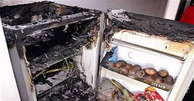 Tủ lạnh sẽ nổ tung nếu bạn còn để thứ này vào ngăn đá
