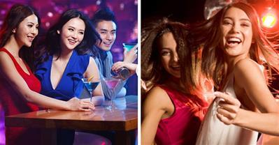Văn hóa đi bar: Vui, sành điệu nhưng đừng quên lịch sự