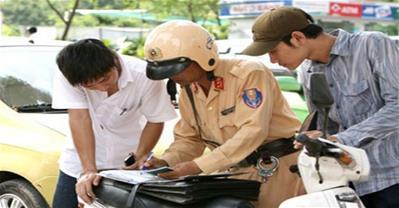 Xe máy không chính chủ: Chỉ 2 trường hợp được phạt