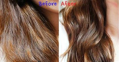 Xoa nha đam lên tóc 5 sau phút bạn sẽ thấy điều kì diệu