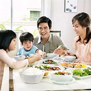 Ăn gia đình
