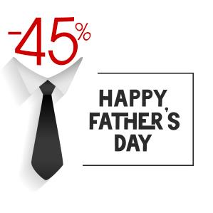 Happy Father's Day - GIẢM ĐẾN 45%