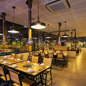 Nhà hàng, quán ăn ngon Quận 1