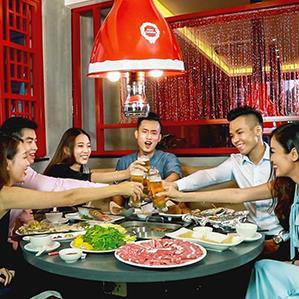 Nhà hàng Buffet ở Khánh Hòa