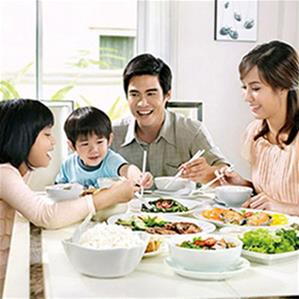 Top nhà hàng ăn gia đình