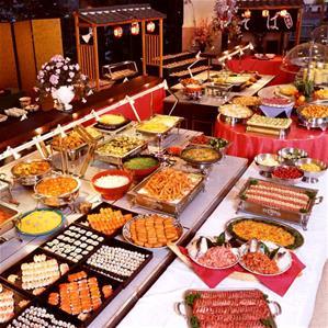Top nhà hàng buffet dưới 200K