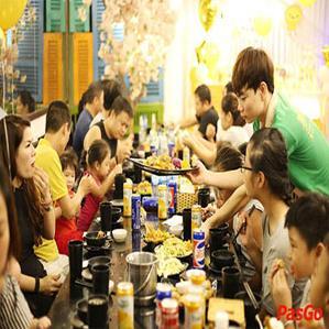 Top nhà hàng đặt tiệc trung thu tại Hà Nội