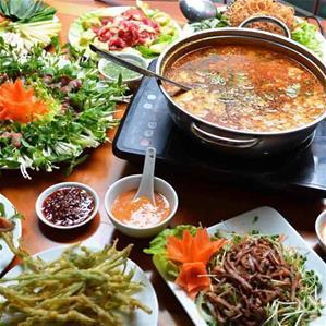 Top nhà hàng Lẩu ngon